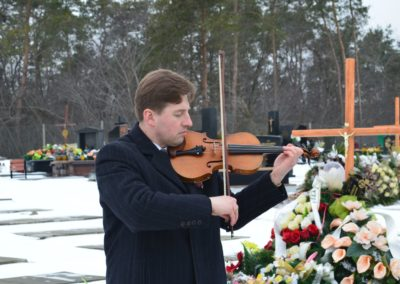 Paweł Różański_skrzypek