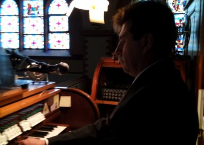 Paweł Różański_organista