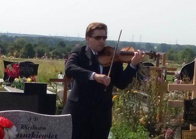 Paweł Różański_koncert pogrzebowy