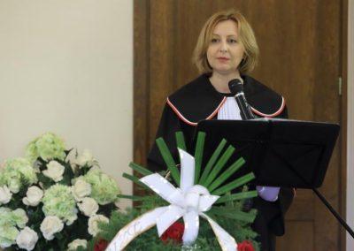 Urszula Różńska_orator
