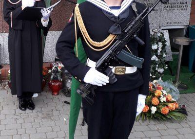 Urszula Różańska_mowa pogrzebowa